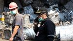 Ibu Kota Diselimuti Polusi Udara, DLH DKI Sidak Pabrik di Jakarta