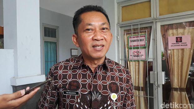 Kepala Bidang Penataan dan Pentaatan Lingkungan Hidup (PPLH) DLH Kabupaten Bantul, Tri Manora.