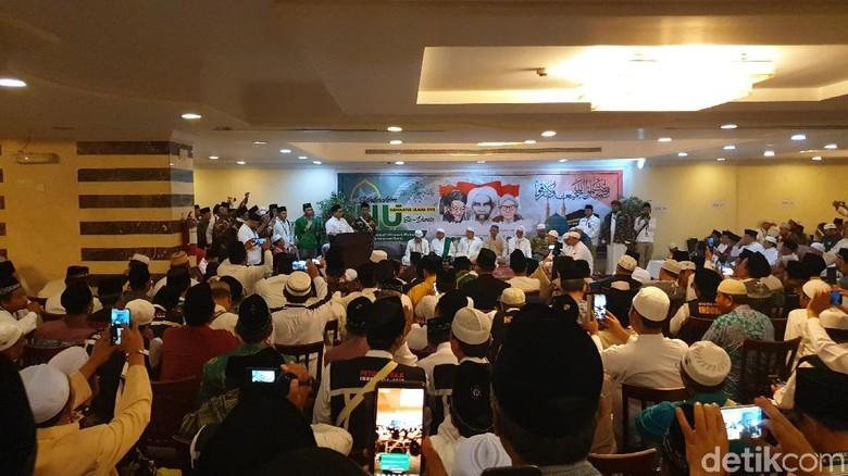 Dubes Agus Maftuh Singgung Penyerobot Doa di Silaturahmi NU Sedunia