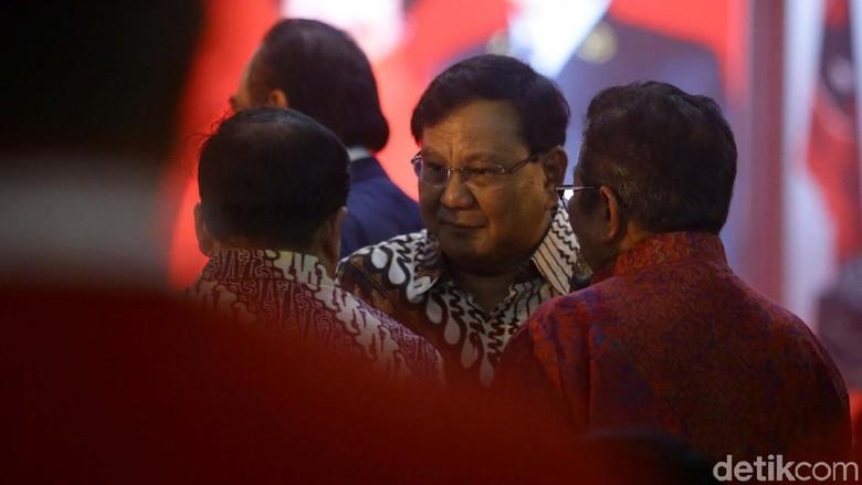 Mega Ajak Prabowo Tempur di 2024, Gerindra: Politik Dinamis