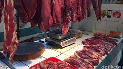 Mulai Hari Ini Pedagang Daging Sapi Mogok Jualan 3 Hari