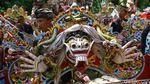 Ratusan Penari Bali Meriahkan Kongres V PDIP