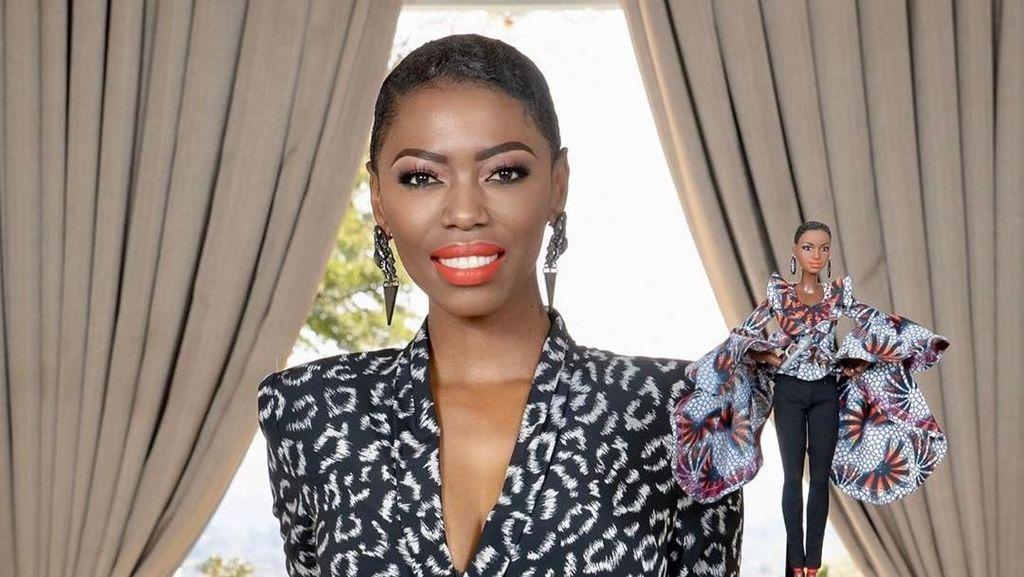 Pertama Dalam Sejarah, Perempuan Afrika Dijadikan Barbie