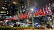 Menikmati Indahnya Cahaya Kota dalam Bidikan Kamera Ponsel