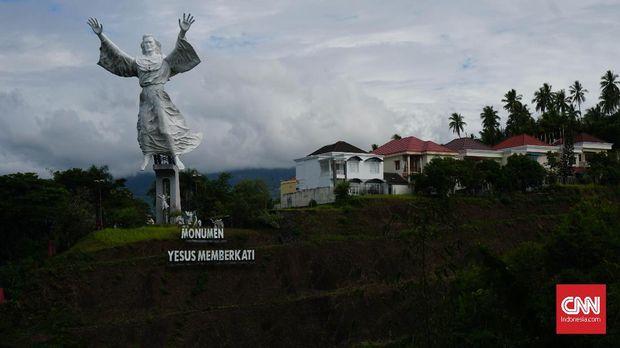 Belajar Sejarah Sulawesi Utara di Kota Manado