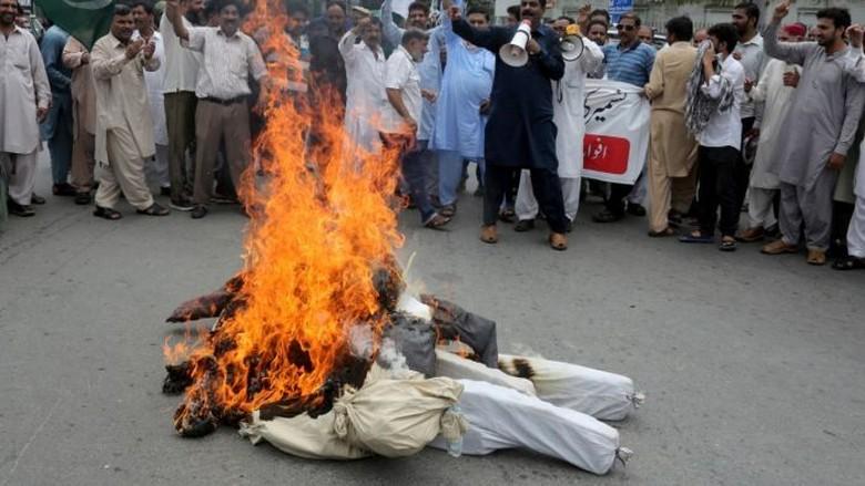 Pakistan Usir Dubes India dan Tuduh India Lakukan Pembasmian Etnis