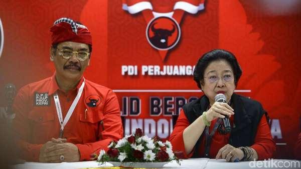 Megawati Umumkan Struktur DPP PDIP Besok