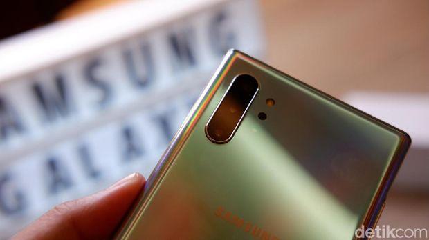 Seminggu Bersama Samsung Note 10+, Ada Plus dan Minusnya