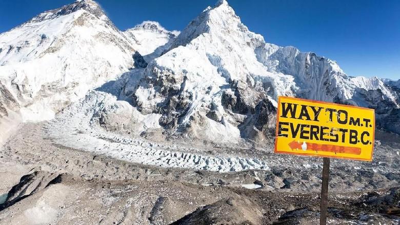 Makanan di Gunung Everest