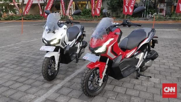 Honda ADV 150, 'Wajah Rambo tapi Hati Rinto' - EMB
