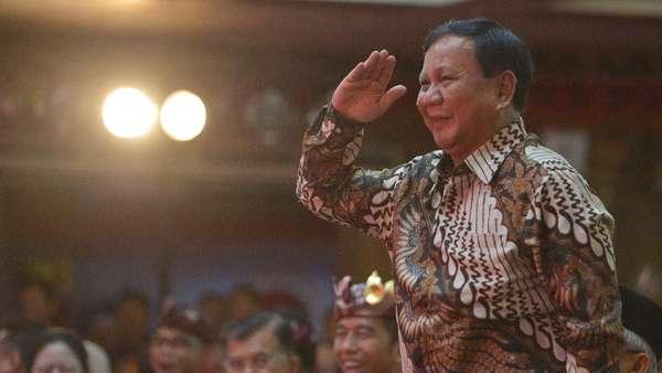 Ada Prabowo di Pertemuan Mega-Jokowi dan Koalisi Saat Kongres PDIP