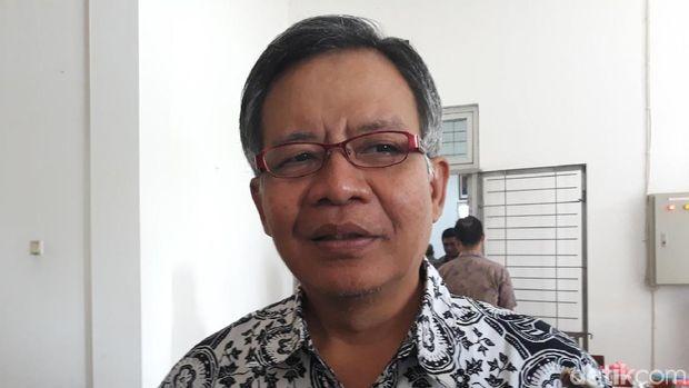 Kepala Bidang Penaatan, Pengkajian, dan Pengembangan Kapasitas Lingkungan Hidup DLHK DIY, Kuncara Hadi Purwaka.