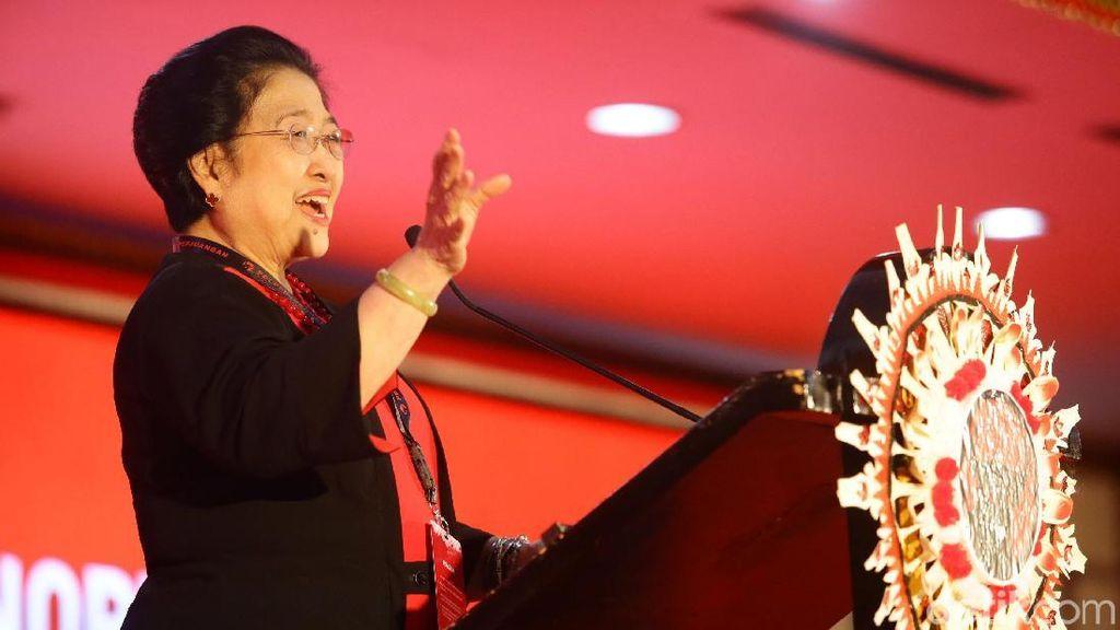 Canda Megawati Soal Kapal Perang Ke Prabowo