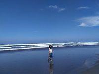 Tempat wisata terindah, Pantai Parangtritis.
