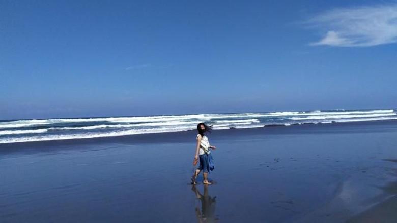 5 Fakta Pantai Parangtritis, Tempat Wisata dengan Sunset Memesona (Foto: Efa_butarbutar/dTraveler