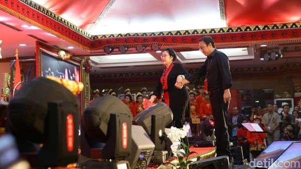 Prananda Usai Penutupan Kongres V PDIP: Kita Solid Bergerak