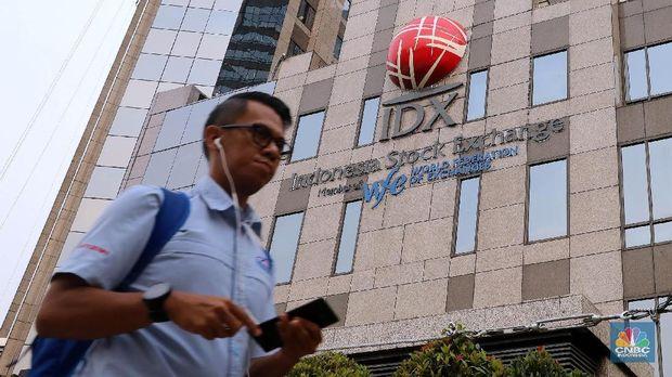 Trade War & Penantian Kabinet Jokowi Bikin IHSG Terkapar