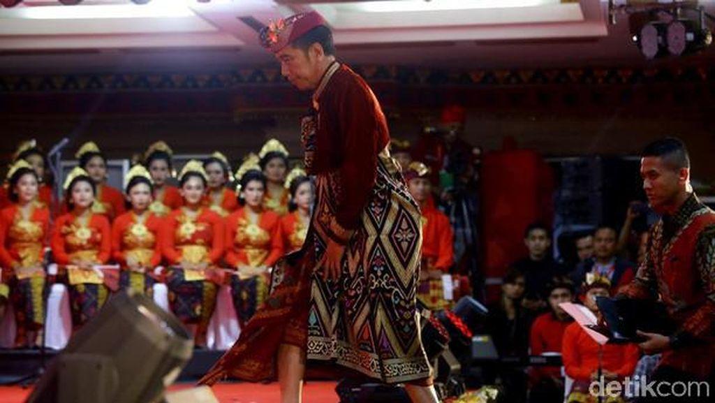 Pertama di Indonesia, Universitas Hindu Negeri Diresmikan Jokowi