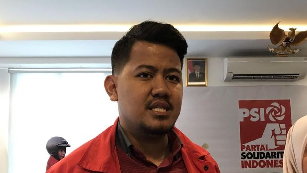 Caleg DPRD DKI terpilih PSI, Idris Ahmad