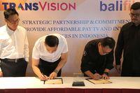 Sinergi Transvision-BaliFiber Hadirkan Paket Bundling Menarik