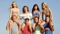 Para pemain Beverly Hills 90210 pun memberikan penghormatan untuk Luke dalam serial terbarunya. Dok. Ist