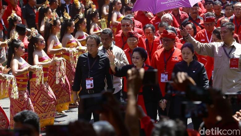 Puan: Calon Menteri Sudah di Kantong Bu Mega, Lebih dari 10 Nama