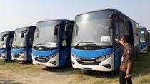 Bus Transpatriot Bekasi Hibah Kemenhub Beroperasi 22 Agustus, Ini Rutenya