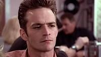 Luke mengisi tujuh season serial Beverly Hills 90210 hingga tahun 2000.Dok. Ist