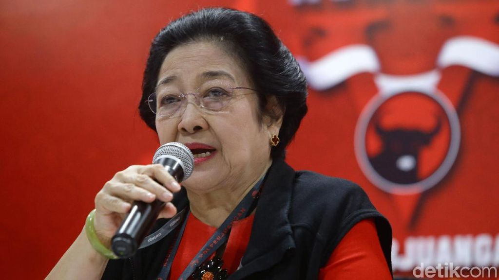 Mega Melengos dari Paloh dan PDIP yang Merasa Jadi Korban Jaksa Agung Parpol