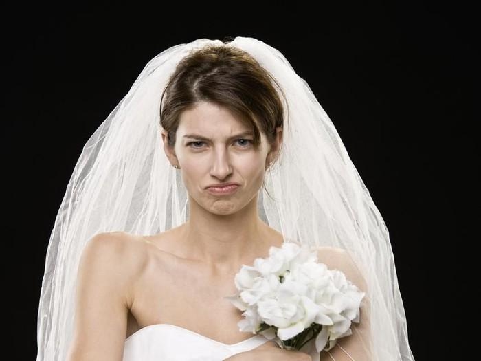 Ilustrasi pengantin. Foto: dok. iStock