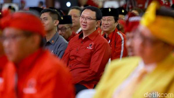 PDIP Jelaskan Spesialnya Ahok di Kongres Bali