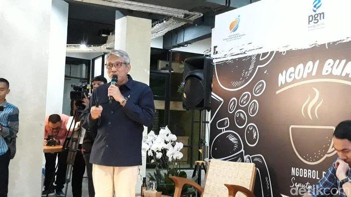 Direktur Utama PGN Gigih Prakoso/Foto: Danang Sugianto