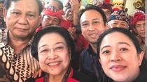 Puan Anggap Gerilya Prabowo ke Koalisi Jokowi Bukan Manuver Politik