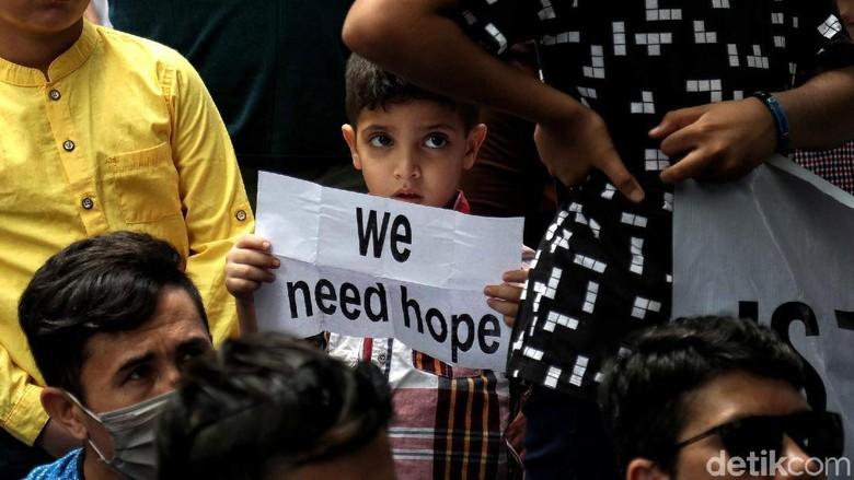 Pencari Suaka Diminta Tinggalkan Kalideres, Anies: Kita Kembalikan ke UNHCR
