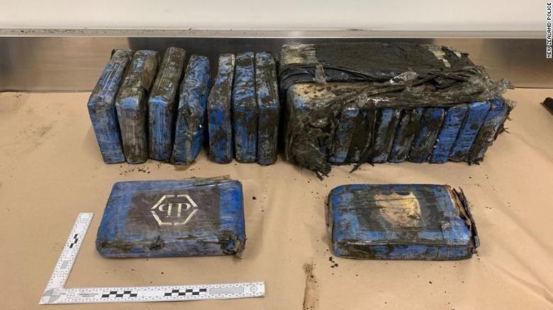 Paket Kokain Rp 27 M Terdampar di Pantai Terpencil Selandia Baru