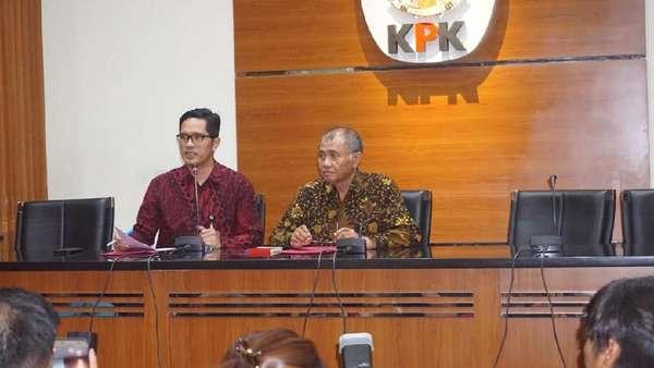 Kronologi KPK OTT Anggota DPR Nyoman Dhamantra