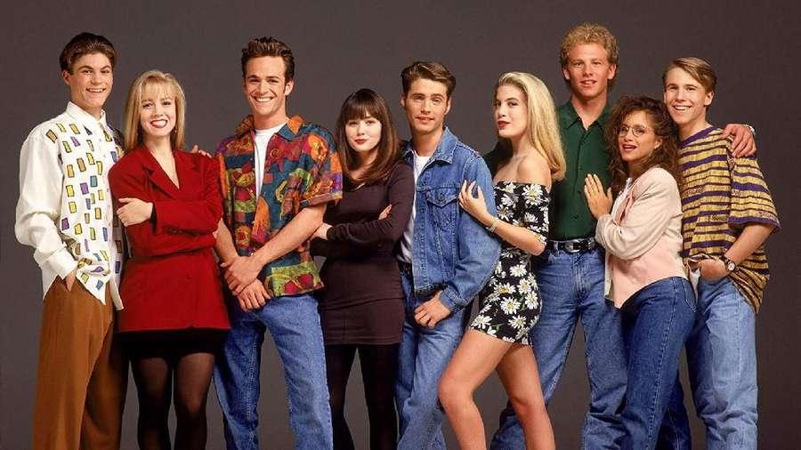 Mengenang Penampilan Luke Perry di BH 90210