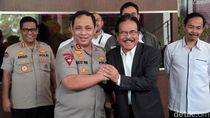 Sinergi Menteri ATR dan Polda Metro Jaya Berantas Mafia Tanah