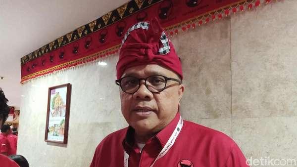 Nyoman Dhamantra yang Di-OTT Pamit dari Kongres PDIP karena Mertua Sakit