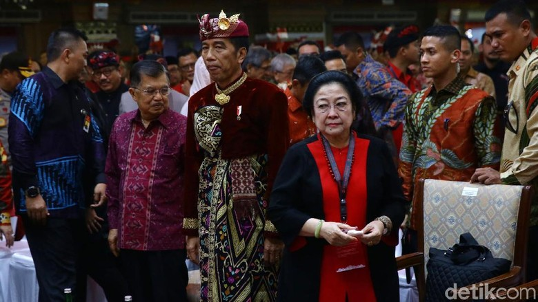 PDIP Mengunci Kursi: Menteri Terbanyak dan Ketua DPR