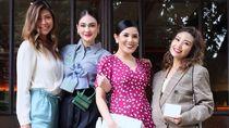 Luna Maya Pakai Tas yang Hanya Muat Koin Tapi Harganya Capai Rp 11 Juta