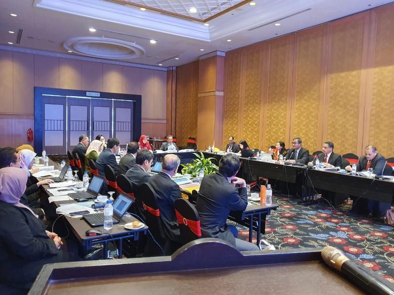 Kemenhub Hadiri Pertemuan Revolving Fund Committee di Malaysia
