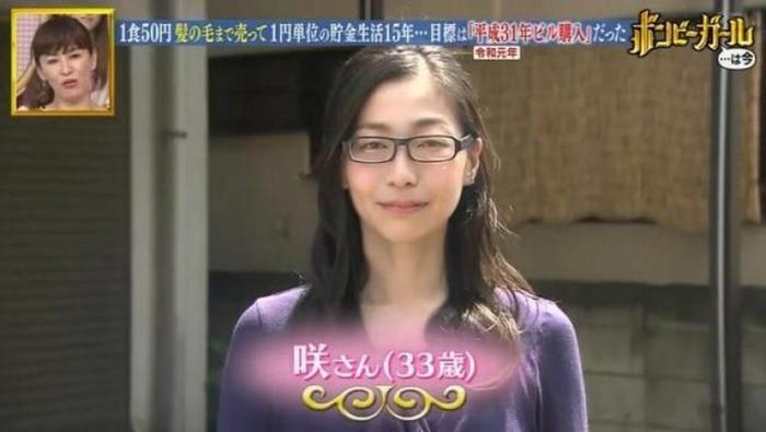 Saki Tamogami hidup hemat dengan biaya Rp 26 ribu sehari. Foto: Dok. Mashable