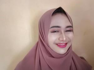 Makeup Artist Minta Suami Jadi Model Makeup, Hasil Riasannya Bikin Takjub