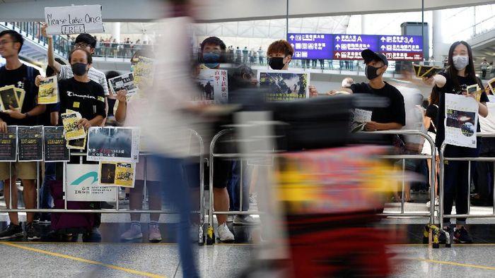Bandara Hong Kong/Foto: Reuters