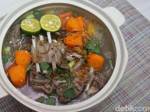 Resep Sup: Sup Kambing Bening
