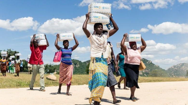 Zimbabwe Pernah Jadi Lumbung Pangan, Kini Sepertiga Penduduknya Kelaparan
