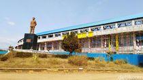 Melihat Progres Pembangunan Stadion Jatidiri Semarang