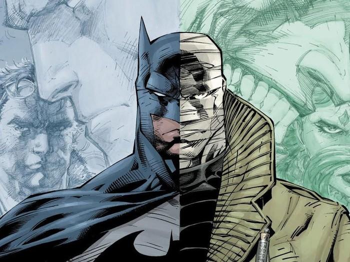 Komik Batman: Hush