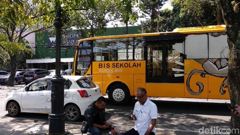 Sepi Peminat, Bus Sekolah di Bandung Akan Jadi Angkutan ke Bandara Kertajati